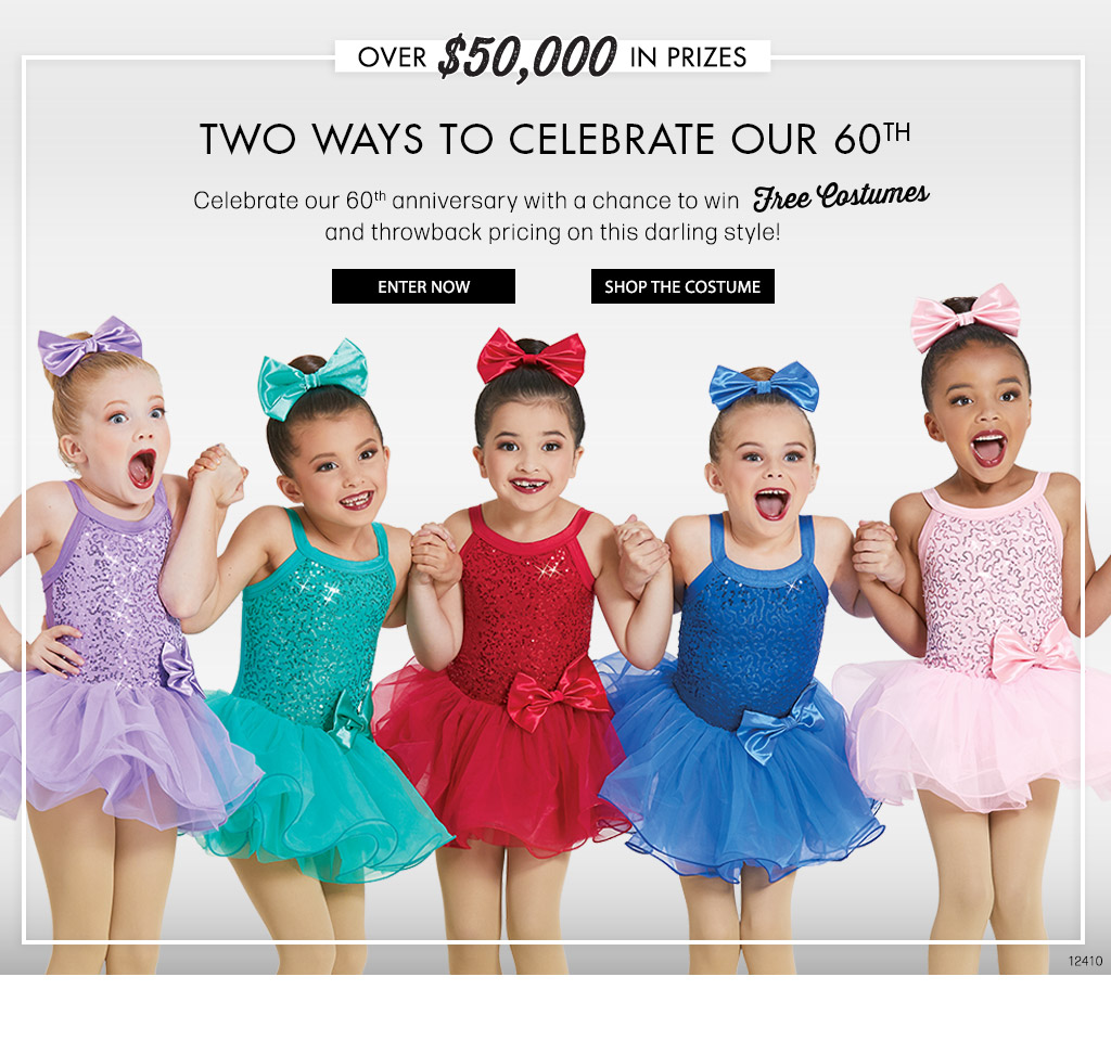 Weissman® | Recital, Competition, Performance Costumes