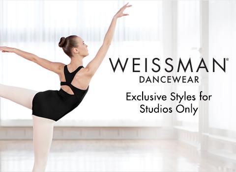 Shop New Weissman dancewear styles