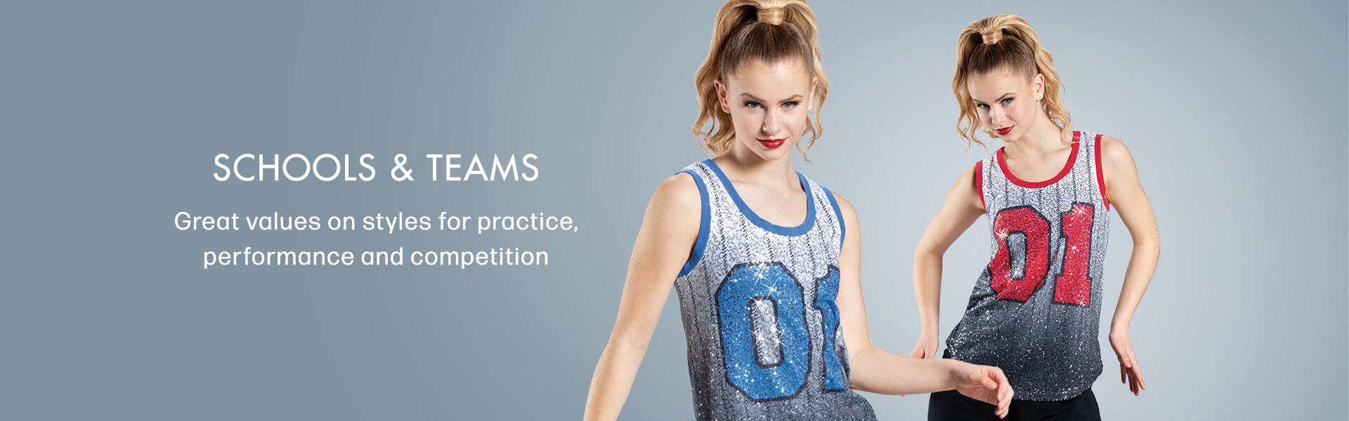 Shop Team Dance Styles