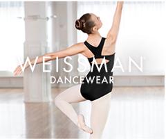 Shop Weissman Dancewear styles
