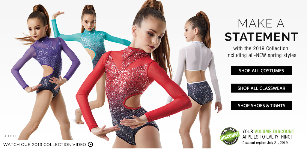a8eff46714b1 Weissman® | Recital, Competition, Performance Costumes & Dancewear