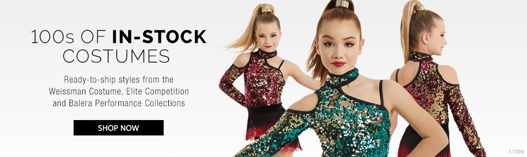 42f3f8d3cb187 Weissman® | Recital, Competition, Performance Costumes & Dancewear