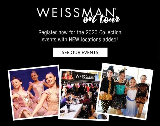weissmans designs for dance coupon code
